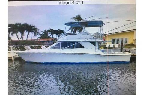 1988 Chris-Craft 38 Sport Fish - for sale at 1000 Cars Plus Boats - LOT 5 in Miami FL