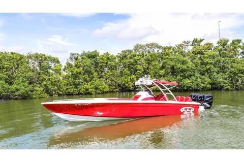 2008 Avanti 33 Cuddy Cabin for sale at 1000 Cars Plus Boats - LOT 5 in Miami FL