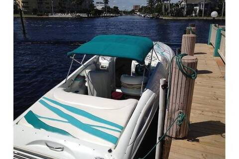 1998 Baja OUTLAW 29 - 29' Ft L for sale at 1000 Cars Plus Boats - LOT 5 in Miami FL