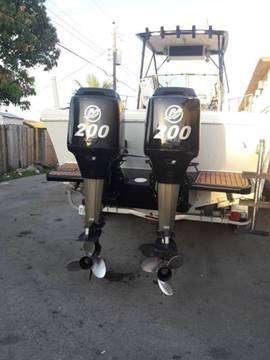 1993 Pro-Line 25.5 Walk Around for sale in Miami, FL