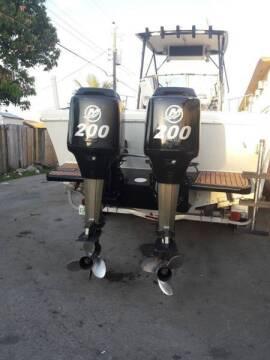 1993 Pro-Line 25.5 Walk Around for sale at 1000 Cars Plus Boats - LOT 5 in Miami FL