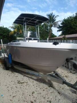 2012 Pro-Line 21 Ft. CC Open Fisherman for sale at 1000 Cars Plus Boats - LOT 5 in Miami FL