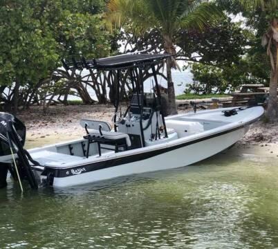 2007 Blackjack 23 CC Open Fisherman for sale at 1000 Cars Plus Boats - LOT 5 in Miami FL