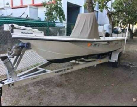 2012 Blue Wave 18 ft. CC for sale at 1000 Cars Plus Boats - LOT 5 in Miami FL