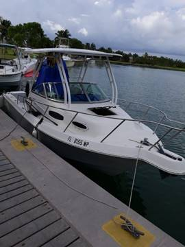 2000 Wellcraft 22 ft. Walkaround for sale in Miami, FL