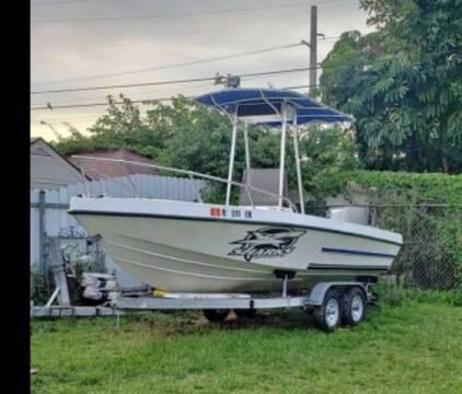 1983 Ana Capri 19 ft. Open Fisherman for sale at 1000 Cars Plus Boats - LOT 5 in Miami FL