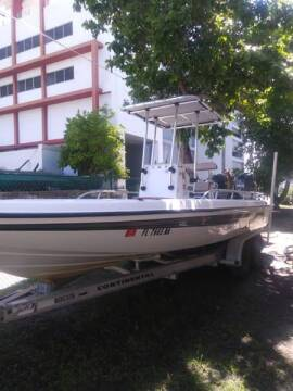 2006 Skeeter 24 foot Open Fisherman for sale at 1000 Cars Plus Boats - LOT 5 in Miami FL