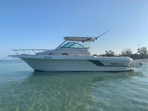 1995 Pro-Line 2950 WalkAround Cabin for sale at 1000 Cars Plus Boats - LOT 5 in Miami FL