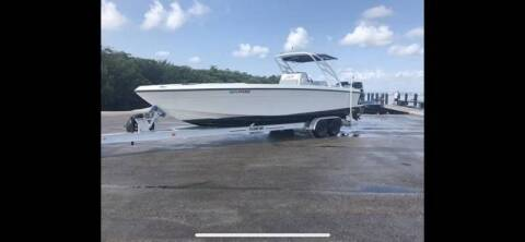 2003 Baja 28 Ft. Sport Open Fisherman for sale at 1000 Cars Plus Boats - LOT 5 in Miami FL