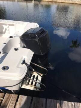 2004 Pro-Line 22 Foot Walkaround Cabin for sale at 1000 Cars Plus Boats - LOT 5 in Miami FL