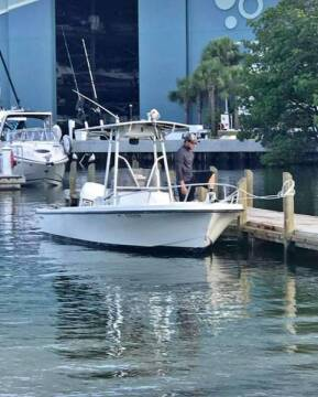 1987 Mako 20 Ft. Open Fisherman for sale at 1000 Cars Plus Boats - LOT 5 in Miami FL
