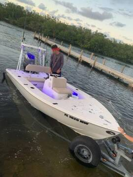 2005 Sea Chaser 16 ft. Open Fisherman for sale at 1000 Cars Plus Boats - LOT 5 in Miami FL