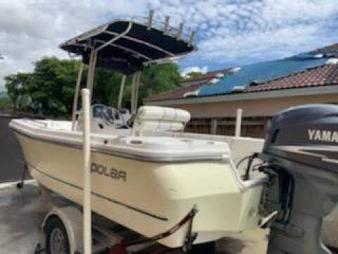 2004 Polaris 19 Ft. Open Fisherman for sale at 1000 Cars Plus Boats - LOT 5 in Miami FL