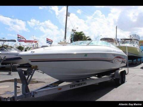 2001 Baja 272      Call(561)573-4196 for sale at 1000 Cars Plus Boats - LOT 5 in Miami FL