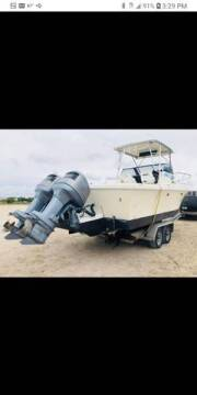 1991 Pro-Line 26 Ft. Walkaround for sale at 1000 Cars Plus Boats - LOT 5 in Miami FL