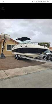 2006 Sea Ray Sundancer 240 for sale at 1000 Cars Plus Boats - LOT 5 in Miami FL