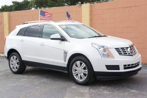 2015 Cadillac SRX for sale at 1000 Cars Plus Boats - Lot 7 in Miami FL