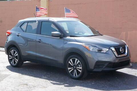 2019 Nissan Kicks for sale at 1000 Cars Plus Boats - Lot 7 in Miami FL