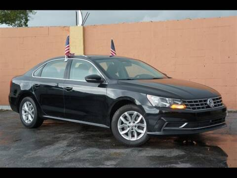 2016 Volkswagen Passat for sale at 1000 Cars Plus Boats - Lot 7 in Miami FL