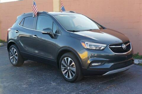 2018 Buick Encore for sale at 1000 Cars Plus Boats - Lot 7 in Miami FL