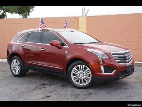 2017 Cadillac XT5 for sale at 1000 Cars Plus Boats - Lot 7 in Miami FL