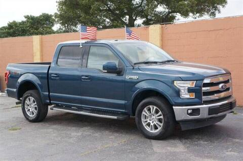 2017 Ford F-150 for sale at 1000 Cars Plus Boats - Lot 7 in Miami FL