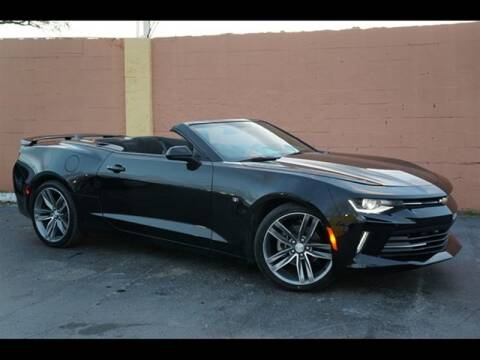 2018 Chevrolet Camaro for sale at 1000 Cars Plus Boats - Lot 7 in Miami FL