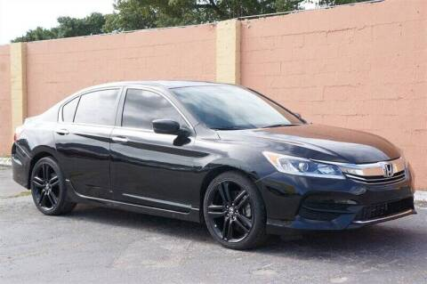 2017 Honda Accord for sale at 1000 Cars Plus Boats - Lot 7 in Miami FL