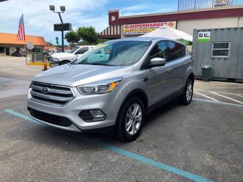 2017 Ford Escape for sale at 1000 Cars Plus Boats - Lot 6 in Miami FL
