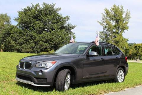 2015 BMW X1 for sale at 1000 Cars Plus Boats - Lot 6 in Miami FL