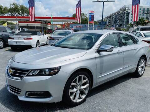 2018 Chevrolet Impala for sale at 1000 Cars Plus Boats - Lot 6 in Miami FL