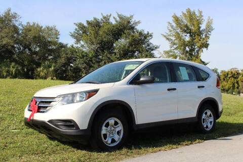 2014 Honda CR-V for sale at 1000 Cars Plus Boats - Lot 6 in Miami FL