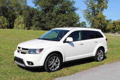 2018 Dodge Journey for sale at 1000 Cars Plus Boats - Lot 6 in Miami FL
