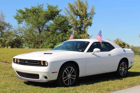 2019 Dodge Challenger for sale at 1000 Cars Plus Boats - Lot 6 in Miami FL