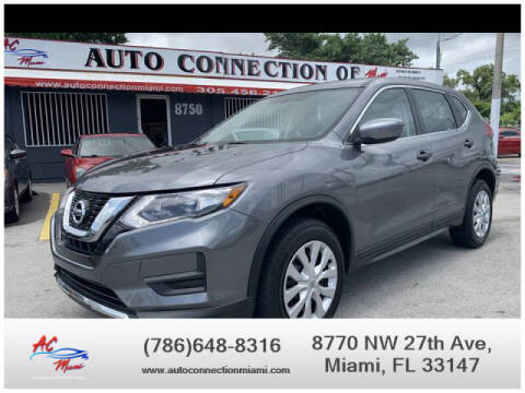 2017 Nissan Rogue for sale at 1000 Cars Plus Boats - Lot 9 in Miami FL