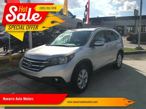 2014 Honda CR-V for sale at 1000 Cars Plus Boats - Lot 15 in Hialeah FL