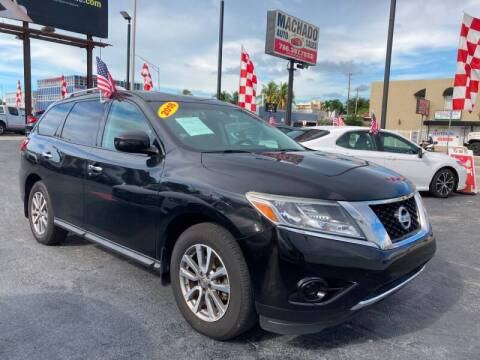 2016 Nissan Pathfinder for sale at 1000 Cars Plus Boats - Lot 14 in Miami FL