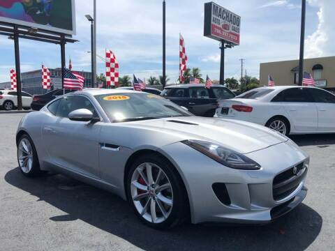 2015 Jaguar F-TYPE for sale at 1000 Cars Plus Boats - Lot 14 in Miami FL