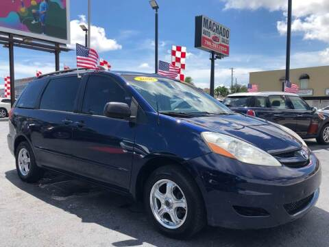 2006 Toyota Sienna for sale at 1000 Cars Plus Boats - Lot 14 in Miami FL