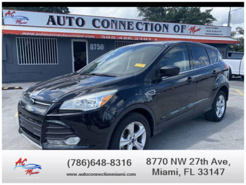 2014 Ford Escape for sale at 1000 Cars Plus Boats - Lot 9 in Miami FL