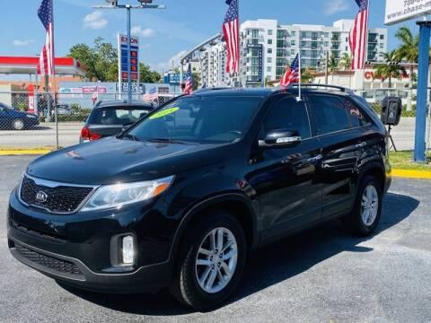 2015 Kia Sorento for sale at 1000 Cars Plus Boats - Lot 6 in Miami FL