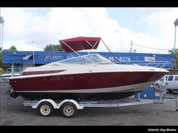 1998 Maxum 2300 SCR   Call(561)573-4196 for sale in Miami, FL