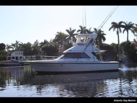1990 Phoenix 38 Convertible  C(561)573-4196 for sale at 1000 Cars Plus Boats - LOT 5 in Miami FL