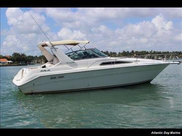 1992 Sea Ray 330 Sundancer  C(561)573-4196
