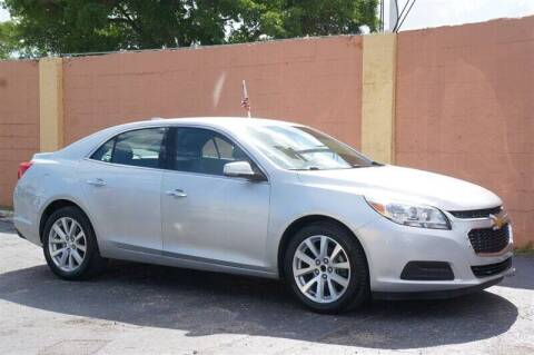 2016 Chevrolet Malibu Limited for sale at 1000 Cars Plus Boats - Lot 7 in Miami FL