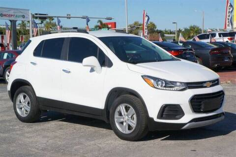 2018 Chevrolet Trax for sale at 1000 Cars Plus Boats - Lot 7 in Miami FL