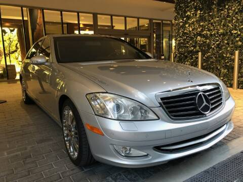 2007 Mercedes-Benz S-Class S 550 for sale at 1000 Cars Plus Boats - Lot 13 in Miami FL