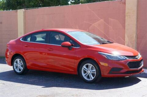 2017 Chevrolet Cruze for sale at 1000 Cars Plus Boats - Lot 7 in Miami FL