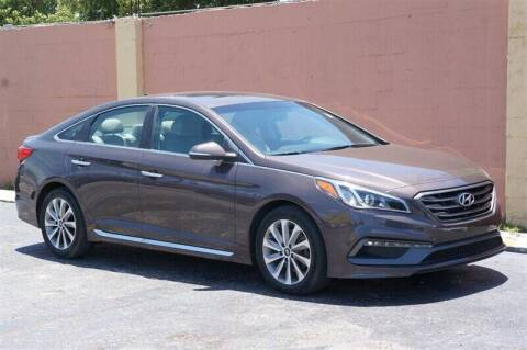 2016 Hyundai Sonata for sale at 1000 Cars Plus Boats - Lot 7 in Miami FL