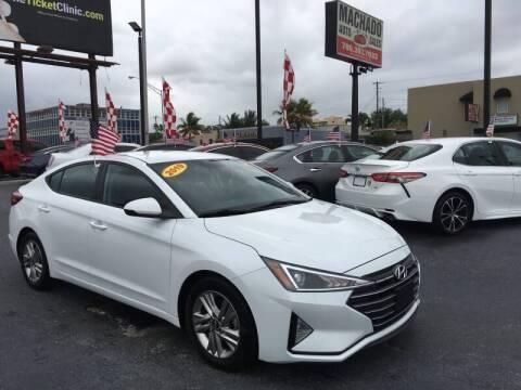 2019 Hyundai Elantra for sale at 1000 Cars Plus Boats - Lot 14 in Miami FL